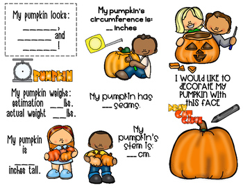 Pumpkin Math Fun