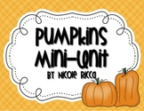Pumpkin Mini-Unit FREEBIE!
