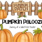 Pumpkin Life Cycle and More!