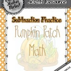 Pumpkin Patch Math - A Common Core Correlated Math Packet