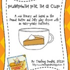 Pumpkin Pie in a Cup Mini Unit