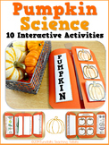 Pumpkin Science Interactive Activities