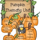 Pumpkin Thematic Unit