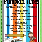 Pumpkin Time Math &amp; Literacy Centers