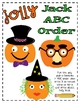Pumpkin Time Math & Literacy Centers