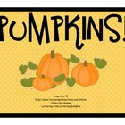 Pumpkin Unit for Early Elementary