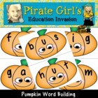 Pumpkin Word Building (CVC Words)