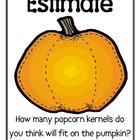 Pumpkin kernal Estimation