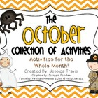 Pumpkins, Columbus, & Bats...Oh My! {October Activities!}