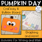 Pumpkins: Literacy and Math Activities