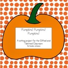 Pumpkins! Pumpkins! Pumpkins!