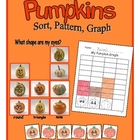 Pumpkins Sort, Pattern, Graph