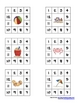 Punch Cards, Beach Theme