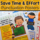 Punctuation – 10 Punctuation Posters