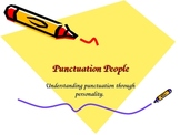 Punctuation People