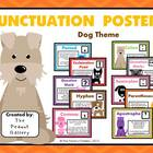 Punctuation Posters (Dog Theme)