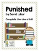 """Punished"", by David Lubar, Huge Literature Unit, 45 Total Pages!"