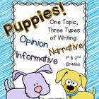 Common Core Writing: One Topic, Three Types {Narrative, In