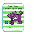 Puppy Love Pocket Chart Story