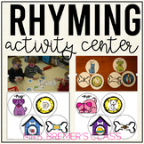 Puppy Love! {Rhyming Activity Pack}