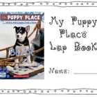 Puppy Place: Bear Lapbook Novel Unit