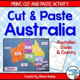 Put Australia Back Together - Cut and Paste