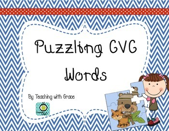 Puzzling CVC Words: Build and Decode with Vowels