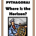 Pythagoras Theorem - Where is the Horizon?