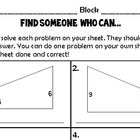 Pythagorean Theorem Find Someone Who Can