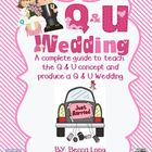 Q and U Wedding  -  Literacy and Math