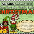 QR Code Adventure:  Christmas Read Aloud!  16 Books