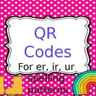 QR Code Center - er/ir/ur