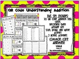 QR Code Math Center Activities: Understanding Addition