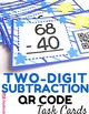 QR Code Math Fun Bundle (2nd-3rd Grade)