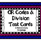 QR Code and 2 and 3 Digit Division Common Core