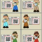 QR Codes - Getting to Know You Activity