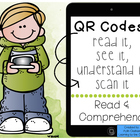 QR Codes: Read It, See It, Understand It, Scan It Literacy