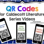 QR Codes for Caldecott Literature Series Videos