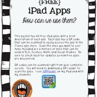 QR Codes for {FREE} iPad Apps