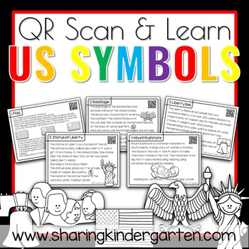 QR Scan & Learn~ US Symbols