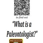 QR code - Scavenger Hunt - Fossils