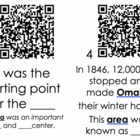 QR code activity - Omaha, Nebraska