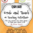 QUICK! Grab and Teach-- 8 cooperative learning activities 