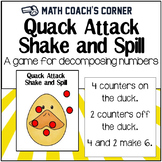 Quack Attack Shake and Spill