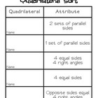 Quadrilateral Sort