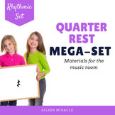 Quarter Rest Mega-Set