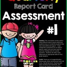 Quarterly Report Card Assessment