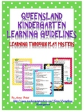 Queensland Kindergarten Learning Guidelines, Learning Thro