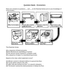 Question Bank - Economics - Intermediate Social Studies (4- 8)