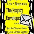 Question Sheet - A to Z Mysteries - The Empty Envelope (50